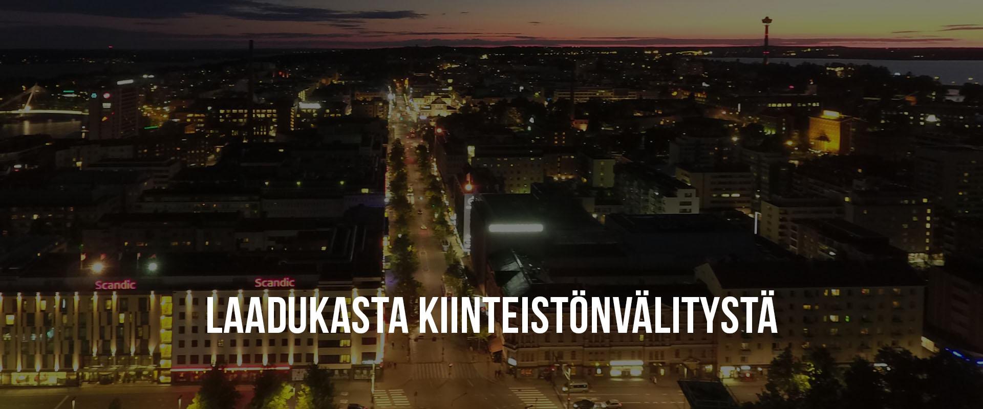 Kiinteistönvälityspalveluita Tampereella ja Pirkanmaalla | RE/MAX Center